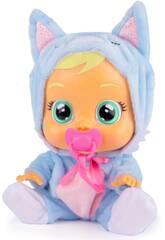 Cry Babies Pyjama Fantaisie Renard IMC Toys 81406