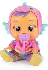 Cry Babies Pigiama Fantasy Amici Oceano IMC Toys 81420