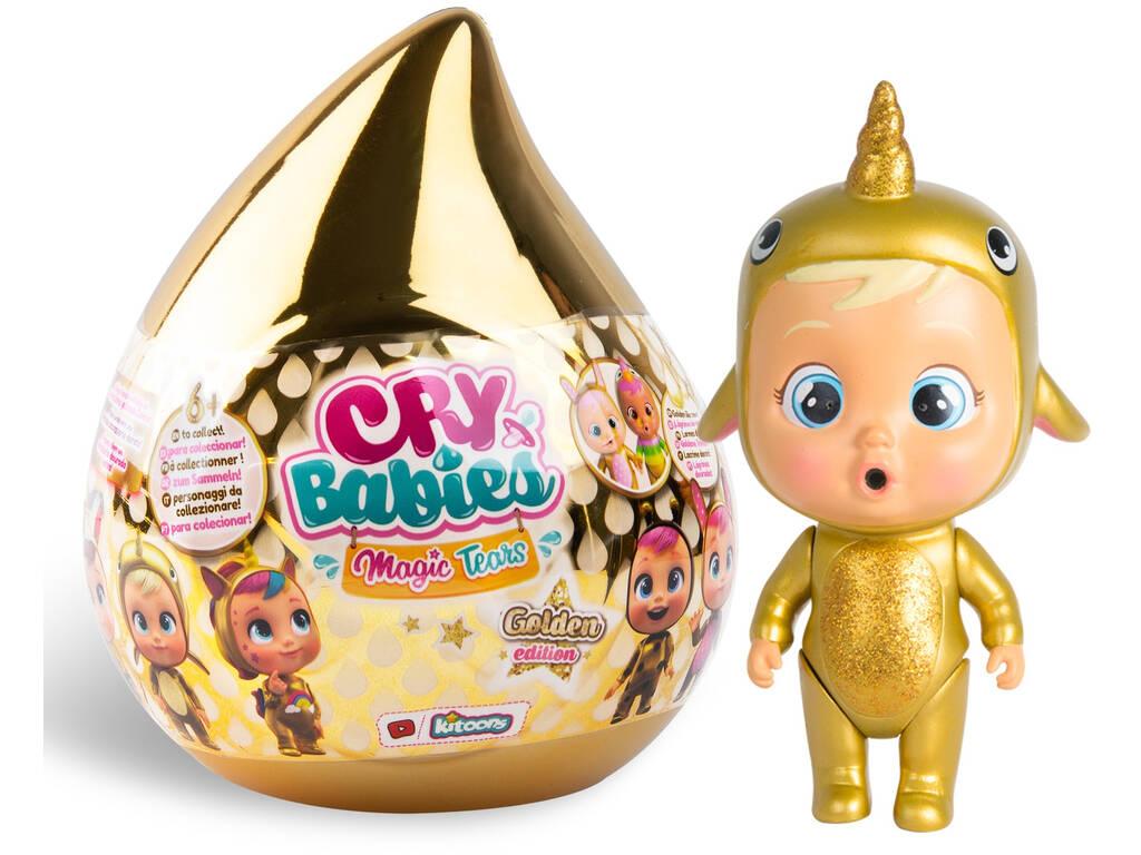 Bébés Pleureurs Larmes Magiques Golden Edition IMC Toys 93348