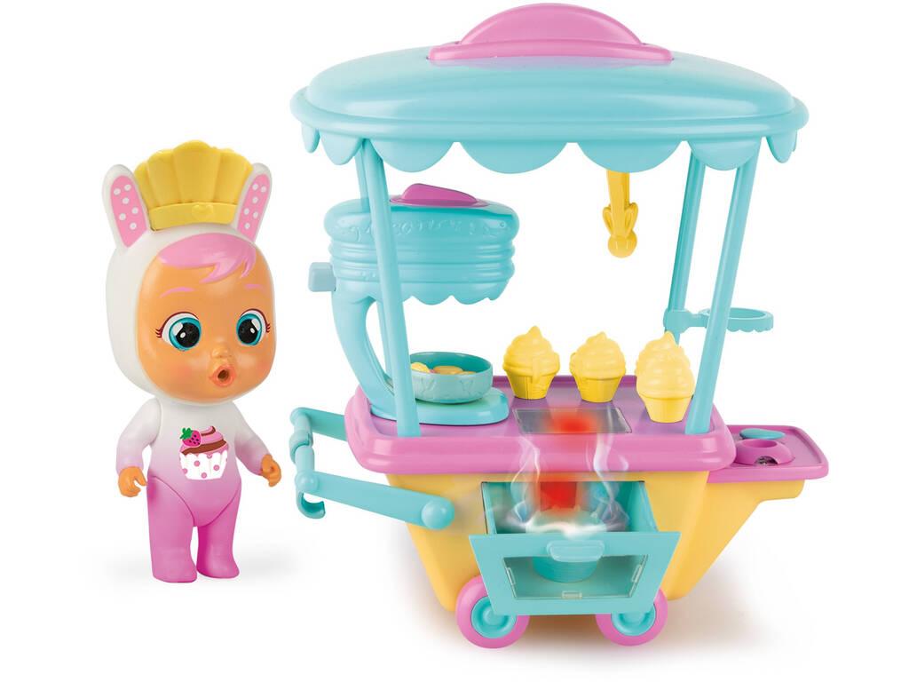 Bébés Pleureurs Larmes Magiques Chariot à Patisseries de Coney IMC Toys 80867