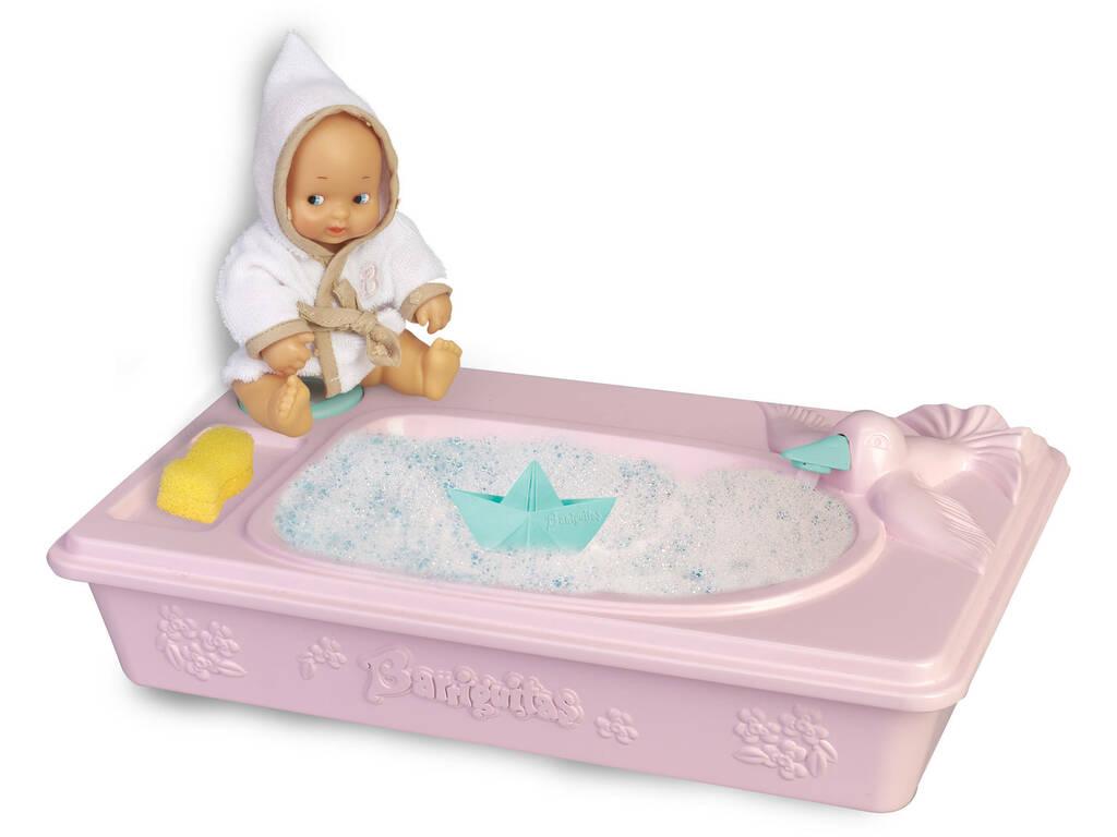 Barriguitas Baignoire avec figurine de bébé Famosa 700016218