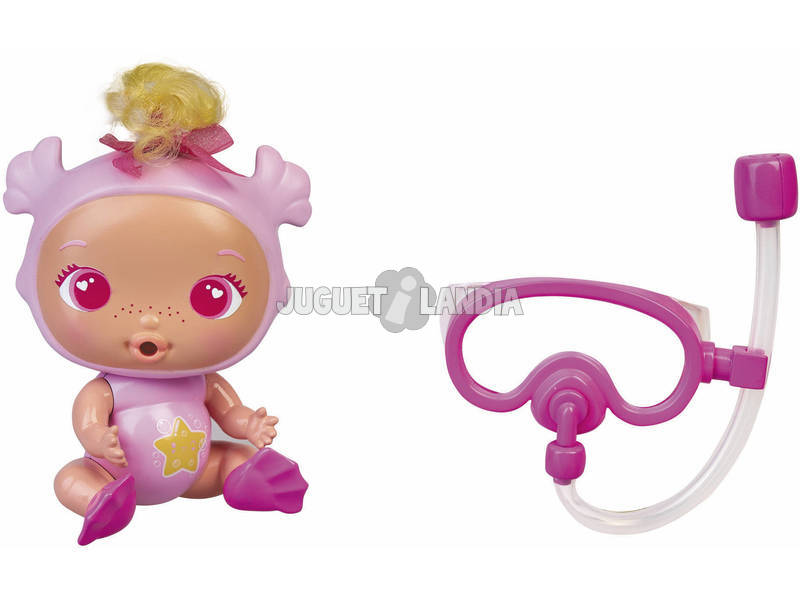 The Mini Bellies Acuatico Mini Pinky Famosa 700016225