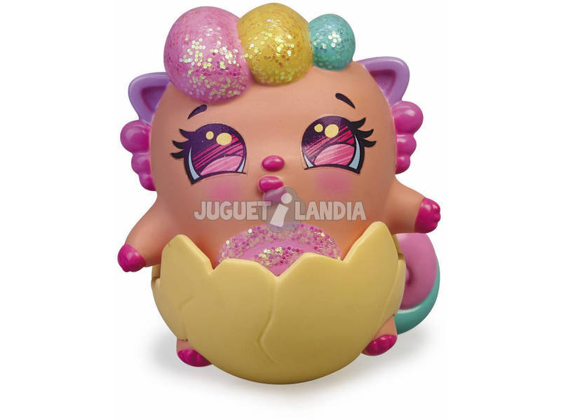 The Beasties Bellies: Pop Jump Toy Mini Frusty Famosa 700016271