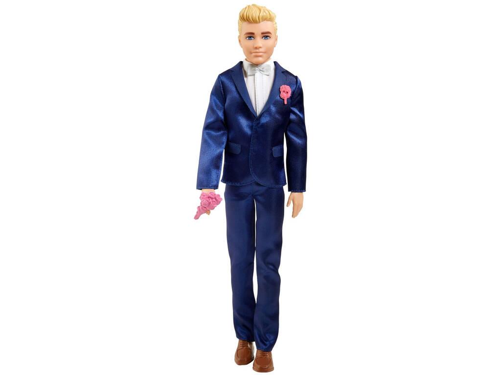 Barbie Ken Novio con Accesorios Mattel GTF36