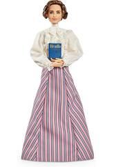 Barbie Colección Mujeres Que Inspiran Hellen Keller Mattel GTJ78