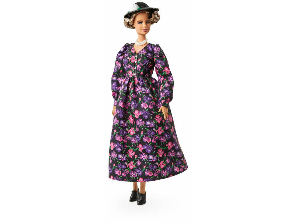Barbie Colección Mujeres Que Inspiran Eleanor Roosevelt Mattel GTJ79
