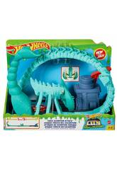 Hot Wheels City vs Toxic Creatures Attacco di scorpione tossico Mattel GTT67