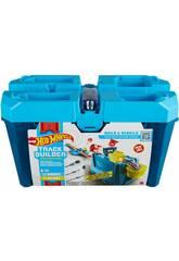 Hot Wheels Caja de Acrobacias y Choques Mattel GVG09