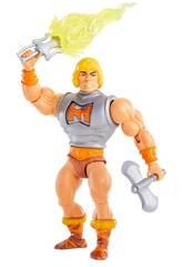 Masters Del Universo Figura Deluxe He-Man Mattel GVL76