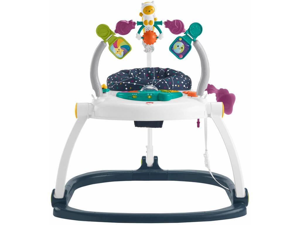 Fisher Price Centro de Actividades Galáctico Mattel HBG73
