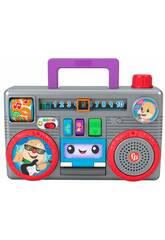 Fisher-Price- LNL Boom Box-CS Mattel GYB98