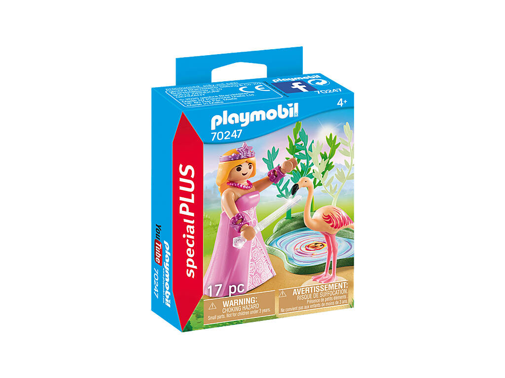 Playmobil Princesa en el Lago 70247