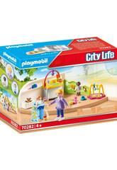 Playmobil Habitación de Bebes 70282