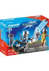 Playmobil Set Chevaliers 70290