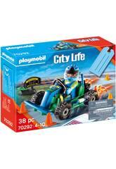 Playmobil Go-Kart Set 70292