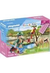 Playmobil Set Zoo 70295