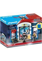 Playmobil Forziere della polizia 70306
