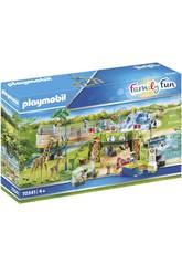 Playmobil Grand Zoo 70341