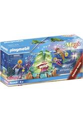 Playmobil Salón Coral de Sirenas 70368