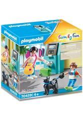 Playmobil Turistas com Caixa 70439