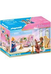 Playmobil Clase de Música 70452