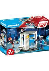 Playmobil City Action Starter Pack Policier 70498