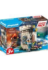 Playmobil Starter Pack Novelmore 70499