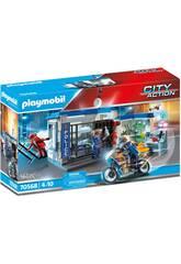Playmobil City Action Évasion de Prison 70568