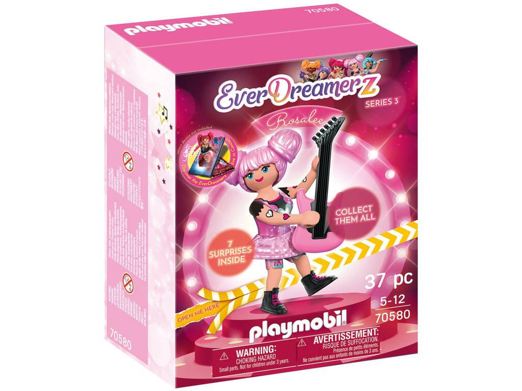 Playmobil Candy World Rosalee Music Wolrd 70580