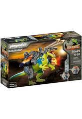 Playmobil Dinos Spinosaurus Double Defense Power 70625