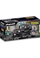 Playmobil Ritorno al futuro, camioncino di Morti 70633