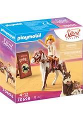 Playmobil Spirit Rodeo Abigaíl 70698