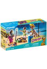 Playmobil Scooby-Doo Abenteuer mit Hexendoctor 70707