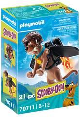 Playmobil Scooby-Doo Sammlerfigur Pilot 70711