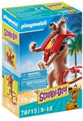 Playmobil Scooby-Doo Figura Coleccionable Socorrista 70713