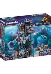 Playmobil Novelmore Violet Vale Torre del Mago 70745