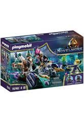 Playmobil Novelmore Violet Vale Vehiculo de Captura de Demonios 70748