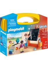 Playmobil Mallette Granade École 70314