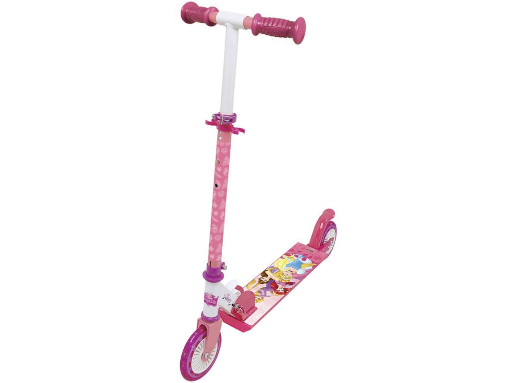 Patinete 2 Ruedas Princesas Disney Smoby 750345