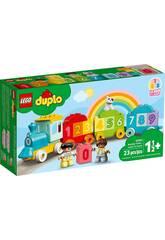 Lego Duplo Tren de los Números: Aprende a Contar 10954