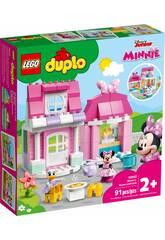 Lego Duplo Disney Casa y Cafetería de Minnie 10942