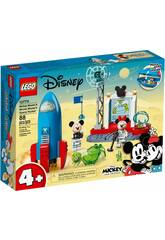 Lego Disney Cohete Espacial de Mickey Mouse y Minnie Mouse 10774