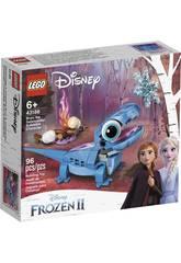 Lego Disney Princess Personaje Construible Bruni La Salamandra 43186