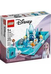 Lego Disney Princess Contos e Histórias Elsa e o Nokk 43189