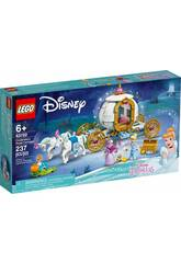 LEGO DISNEY Princess Carruaje Real de Cenicienta 43192