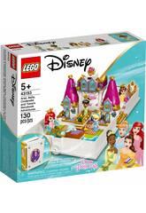 Lego Princesas Disney Cuentos e Historias: Ariel, Bella, Cenicienta y Tiana 43193