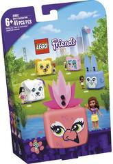 Lego Friends Cubo Flamenco de Olivia 41662
