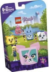 Lego Friends Le Cube Chat de Stéphanie 41665