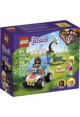 Lego Friends Le Buggy de Sauvetage de la Clinique Vétérinaire 41442
