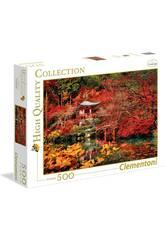 Puzzle 500 Sueño de Oriente Clementoni 35035